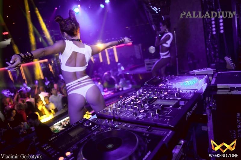 Ночной клуб Palladium. Итальянский бульвар d677b145d0ba6