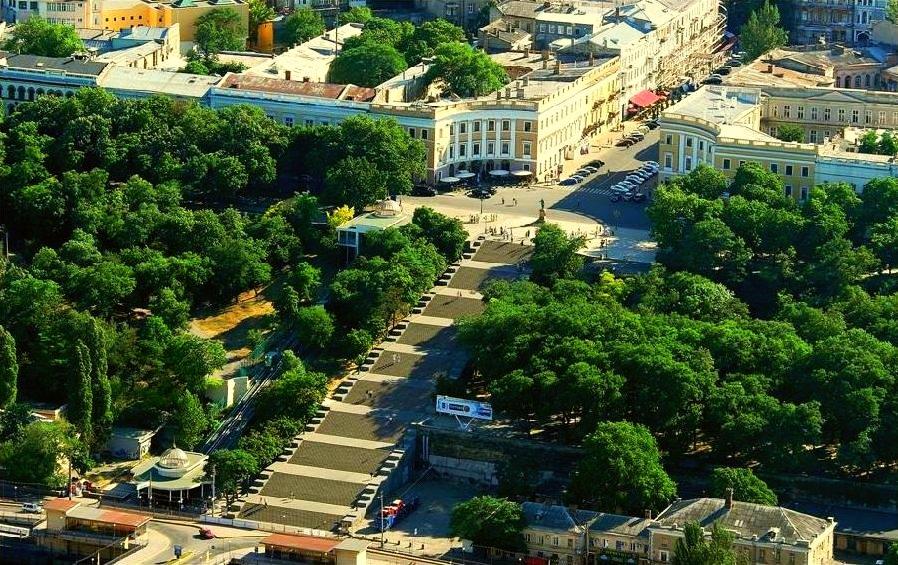Отдых в Одессе