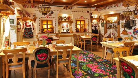 Украинская кухня в Одессе