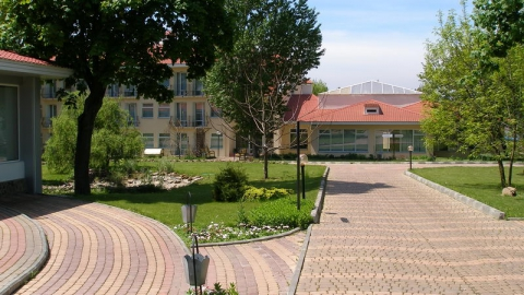 Resorts and recreation centers in Odessa