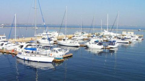 Яхт-клубы в Одессе