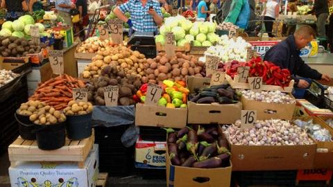 Рынки Одессы