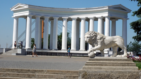 Attractions in Odessa