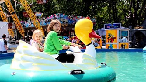 Развлечения для детей в Одессе