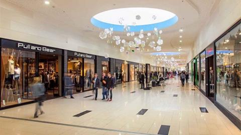 Shopping in Odessa