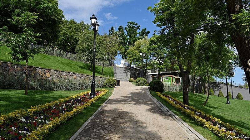 Лучшие парки Одессы