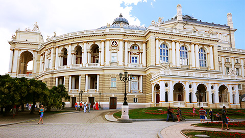 20 reasons to visit Odessa